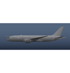Maritime patrol aircraft vector