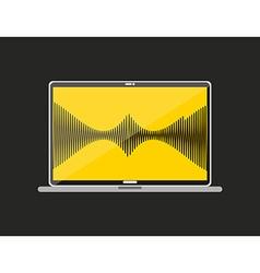 Music online vector