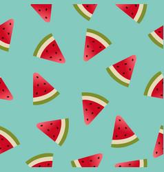 melon pattern vector image