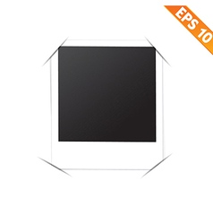 Photo frame - - EPS10 vector image