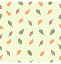 pattern leaf1 vector image