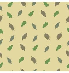 pattern leaf2 vector image
