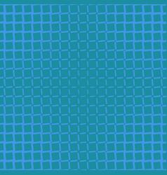 blue simple halftone line pattern background vector image