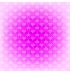 happy valentines background vector image