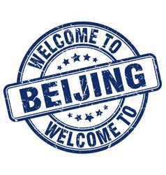 Welcome to beijing vector