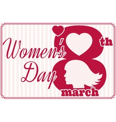 Womens DayWomens Day Womens Day Drawing Womens Da vector image
