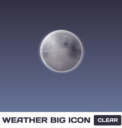 Big Icon vector image vector image