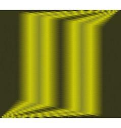 Abstract dark green stripe background vector