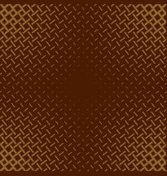 Brown halftone stripe background pattern design vector