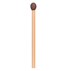 Match stick mockup realistic style vector