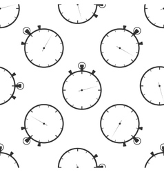 Timer icon pattern vector image