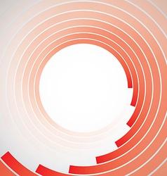 Abstract circle lines symbol vector