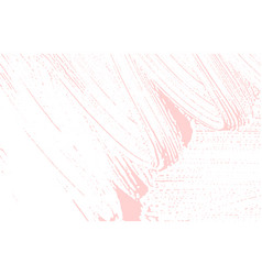 Grunge texture distress pink rough trace fascina vector
