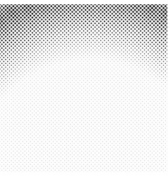 halftone dot pattern background design - abstract vector image