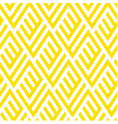 Pattern with stripe chevron geometric shapes vector