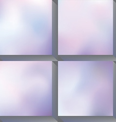 Soft background vector