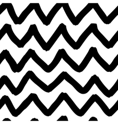 seamless doodle pattern Abstract vector image vector image