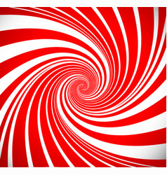 abstract rotating shapes dynamic swirling vector image