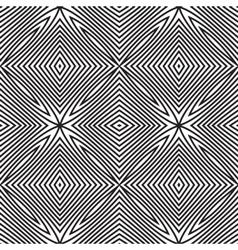 Abstract seamless pattern modern stylish texture vector