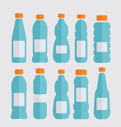 bottles light2 resize vector image
