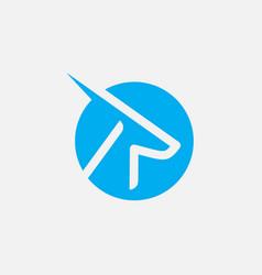 Gazelle icon design gazelle logo vector
