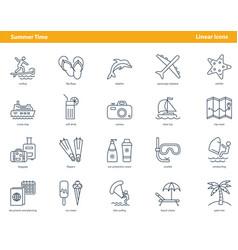 Car parts icons - set 08 vector