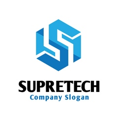 Supretech Design vector