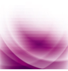 purple business background with stripes and waves vector image