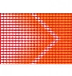 arrow direction vector image