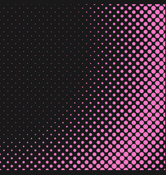 Retro halftone dot pattern background - graphic vector