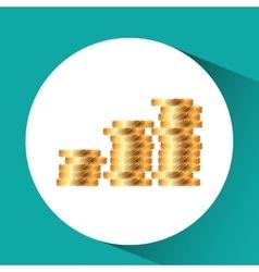 taxes due design vector image