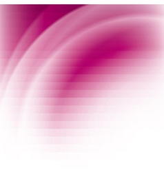 pink business background with stripes and waves vector image vector image