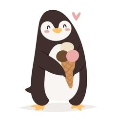 Penguin character vector