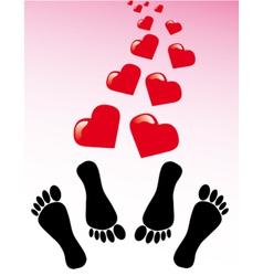 Couple sex icon vector image