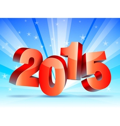 New Year concept vector