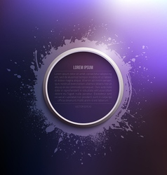 Abstract modern grunge background vector