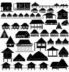 Australian architecture-2 vector