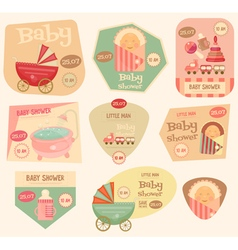 Bastickers layered vector