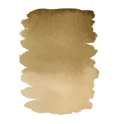 coffee brown watercolor gradient background vector image