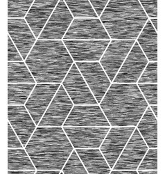 Line geometric gray marl heather seamless pattern vector