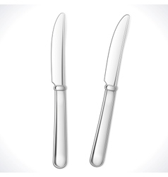 Table Knife vector image vector image