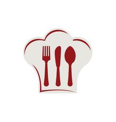 kitchen utensil for cook vector image
