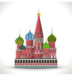 Kremlin Moscow vector image vector image