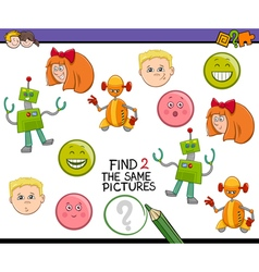 Activity task for kids vector