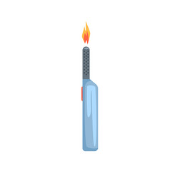 Gas lighter vector
