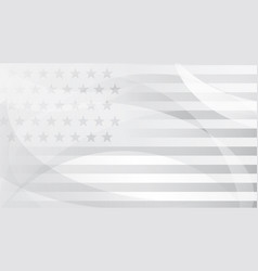 Independence day abstract background vector