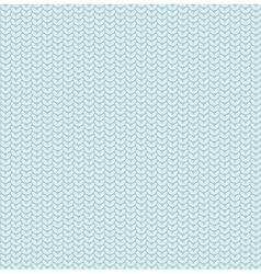 Seamless knitted pattern background vector
