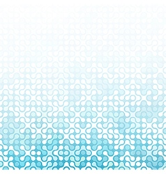 Abstract blue triangles background Good for vector image