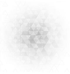 Bright eleglant in white tone vector