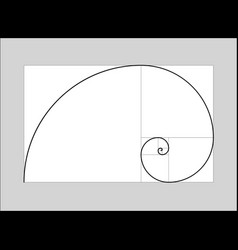 Golden ratio vector